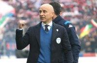 Клуб Серії А двічі за останні місяці звільнив одного і того самого головного тренера