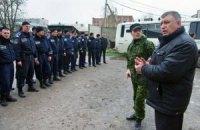 Российский подполковник подчинил горловскую милицию неизвестному мужчине в штатском