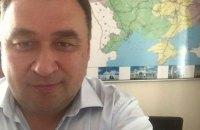 """Полиция нашла функционера """"Укрзализныци"""", который врезался в машину фотографа LB.ua"""