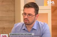 """МОЗ: Україна найближчим часом вийде з """"зеленої"""" зони"""