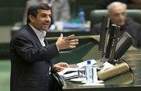 Иранский парламент вызвал на ковер Ахмадинеджада