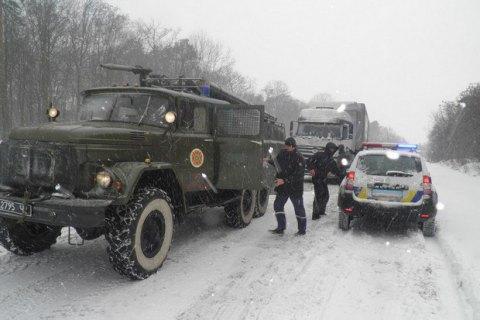 Поліція попереджає про критичний рівень аварійності в п'яти областях