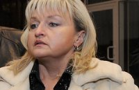 Жена Луценко пришла в суд поддержать Иващенко