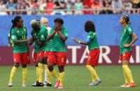 На жіночому Чемпіонаті світу-2019 футболістки збірної Камеруну під час матчу звинуватили ФІФА в расизмі