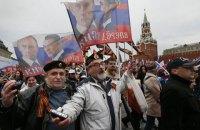 65% россиян заявили о существовании внешней военной угрозы
