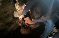 Полиция задержала трех кавказцев по подозрению в ограблении дома в пригороде Киеве