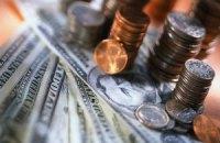 Золотовалютні резерви України скоротилися до $15 млрд