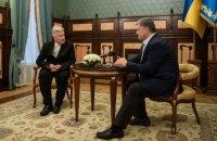 Дэвид Линч открыл фонд трансцендентальной медитации в Украине