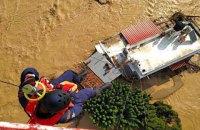 На грецькому острові через шторм загинули п'ятеро людей
