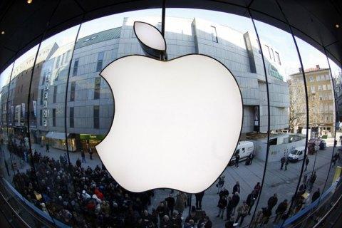 Apple запустила на официальном сайте раздел на украинском языке