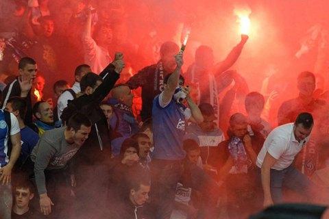 Ультрас самого титулованного клуба Швейцарии сорвали матч чемпионата и отобрали футболки у игроков