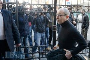 Кернес свободно покинул здание ГПУ. Суд должен избрать меру пресечения