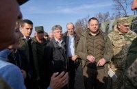 Посли США, Німеччини, Франції та Британії відвідали зону ООС біля Золотого і Петрівського