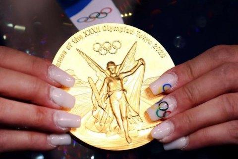 Україна злетіла на 24 позиції в медальному заліку Олімпіади-2020