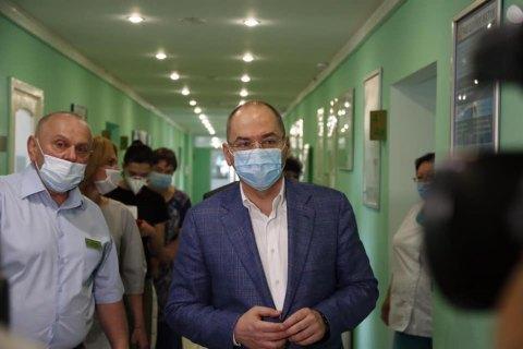 Степанов: С начала эпидемии COVID-19 количество койко-мест увеличено втрое