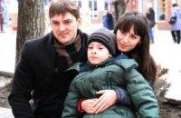 Жители Донбасса в Хмельницком: материальных ценностей больше нет