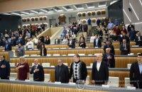 Полтавский облсовет отказался принять обращение по поводу событий в Новых Санжарах