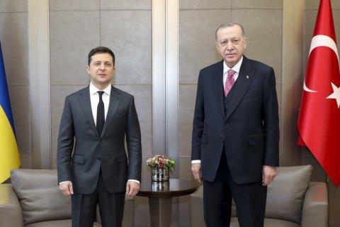 Украина и Турция подписали договор о строительстве жилья для крымских татар