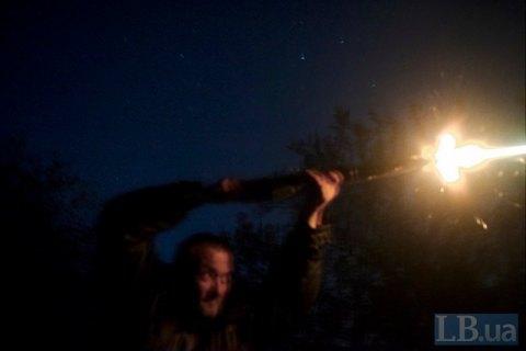 Штаб АТО насчитал 32 обстрела в понедельник
