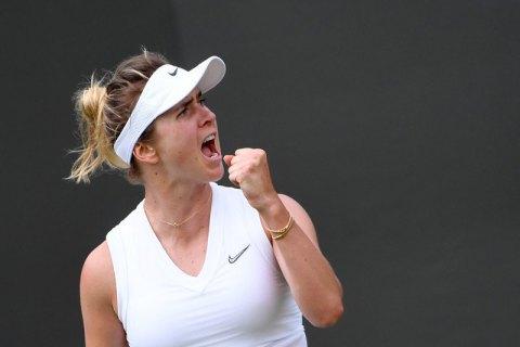 Свитолина вышла в четвертьфинал Rogers Cup (обновлено)