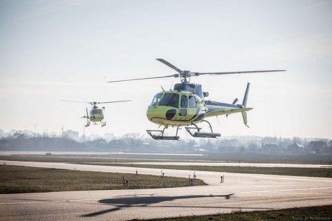 У Польщі вертоліт з громадянами України впав у воду, троє людей госпіталізовані