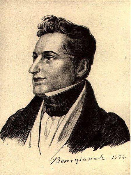 Молодой Николай Гоголь