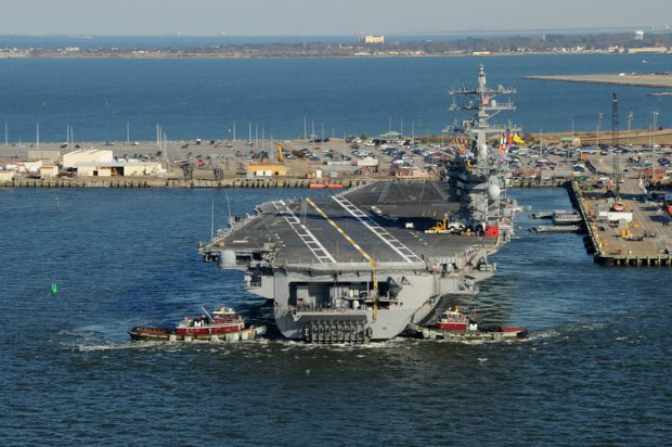 База ВМС США в Норфлоке