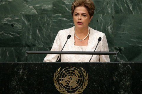 Президент Бразилии: нужно увеличить количество членов Совбеза ООН