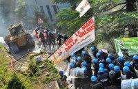 В Италии протестуют против высоскоростных поездов: есть пострадавшие