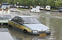 Минск затопило в результате ливней