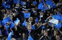 Два матча 1/4 финала Кубка Украины по футболу перенесены из-за плохой погоды