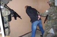 СБУ задержала организатора проплаченных Кремлем протестных акций в трех областях