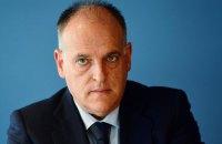 Президент испанского футбольного чемпионата обвинил ПСЖ в дестабилизации европейского футбола