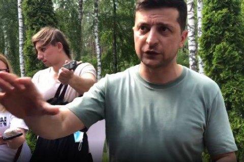 Зеленский о кандидатах в мэры Киева: в Раде уже надоело, хотят быть королями вселенной