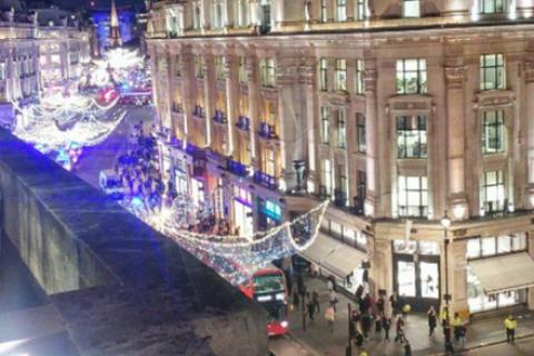 Информация острельбе вцентре Лондона неподтвердилась -- лондонская милиция