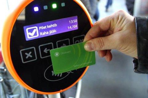 Набув чинності закон про електронні квитки у громадському транспорті
