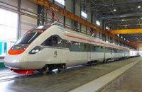 Поезд из Запорожья поломался по пути в Киев