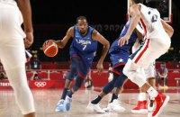 Чоловіча збірна США з баскетболу сенсаційно поступилася в стартовому матчі Олімпіади-2020