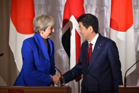 Британія і Японія домовилися разом протистояти ядерній загрозі КНДР