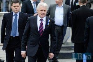 Литвин вважає, що недоторканність треба скасовувати після виборів