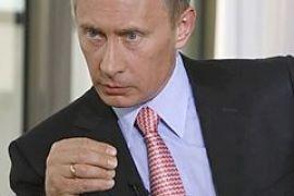 Путин обещает сохранить монополию на экспорт газа в России