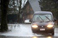 В Праге ожидают сильнейшего наводнения