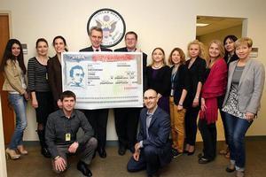 США дозволили українцям десятирічні візи