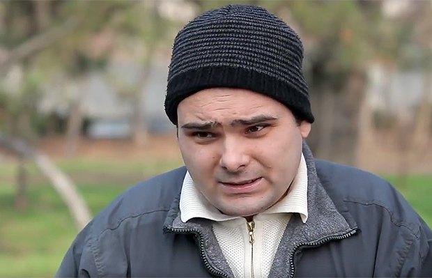 Антимайданівець Сергій Рудик