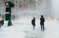 Кількість загиблих через морози в США зросла до 22 осіб