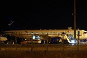 Туреччина конфіскувала вантаж сирійського літака