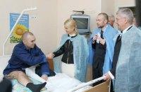 Сенат Польши передал Харьковскому военному госпиталю  медицинское оборудование