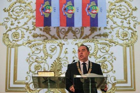 """Плотницький назвав """"ЛНР"""" """"банановою республікою"""""""