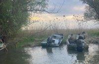 Прикордонника, який зник у результаті перекидання човна в Одеській області, знайшли мертвим