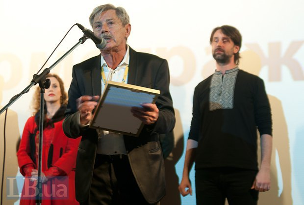 "Гендиректор ""Молодости"" Андрей Халпахчи"